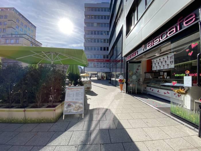eiscafe santin büchsenstraße 1